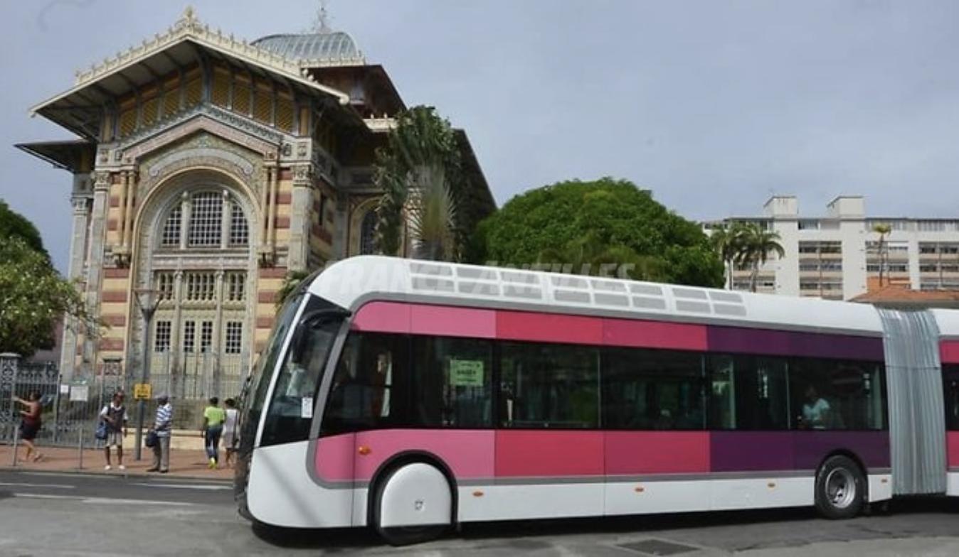 Martinique : La sénatrice Conconne plaide pour la gratuité des transports publics