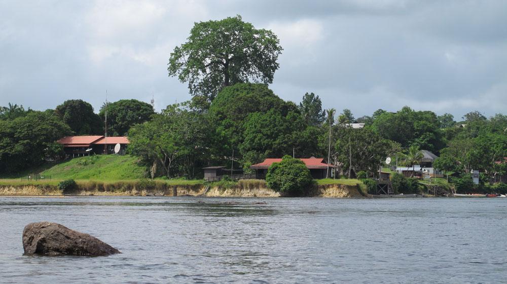 COVID-19- Guyane : La commune de Camopi, de nouveau reconfinéeaprès un regain du nombre de cas