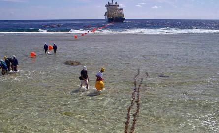 Polynésie : Les îles Australes bientôt raccordées à un câble sous-marin numérique