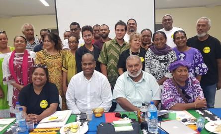 Nouvelle-Calédonie : Louis Kotra Uregeï élu à la tête du MNSK, « alternative » au FLNKS