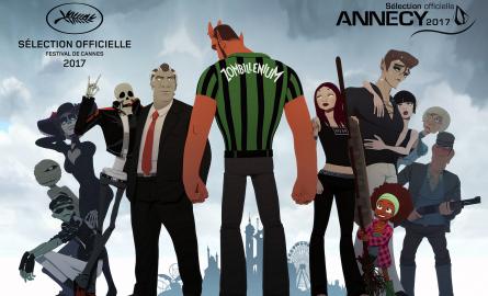 Festival de Cannes: Zombillénium, long-métrage réunionnais, en sélection officielle