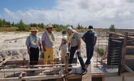 Ferme aquacole de Hao : Lancement des travaux en décembre