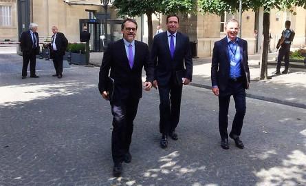 Assemblée nationale: Une Législature charnière pour les députés calédoniens Philippe Dunoyer et Philippe Gomès