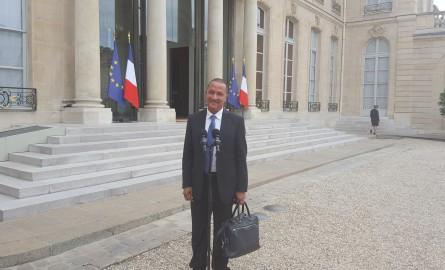 Guyane: Une première réunion entre Rodolphe Alexandre et le Président de la République Emmanuel Macron pour fixer la feuille de route de la Guyane