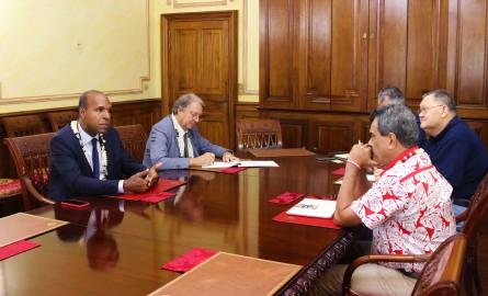 Fonction publique Outre-mer : Olivier Serva achève sa mission en Polynésie