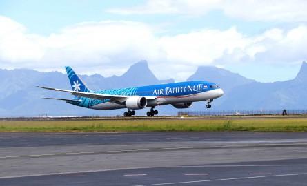 Desserte aérienne : Air Tahiti Nui élue meilleure compagnie du Pacifique sud