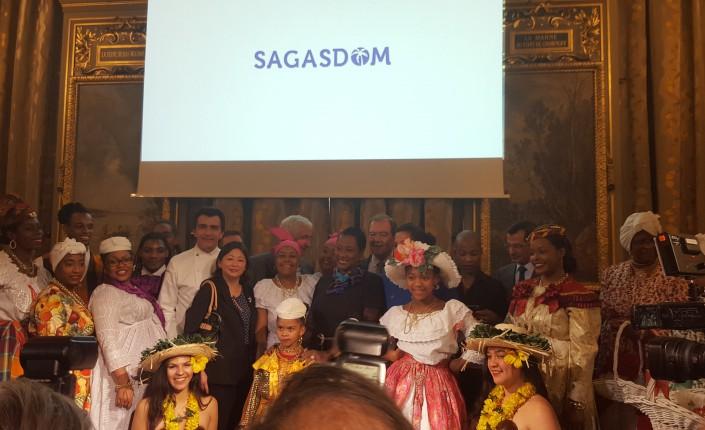 Sagasdom 2018 et 1 2 3 la 3 me dition du salon de la gastronomie des outre mer fait son - Salon de la gastronomie paris ...