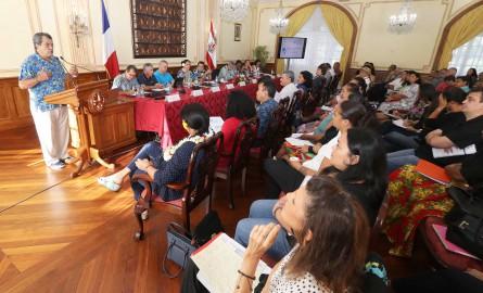 Polynésie: Le gouvernement en séminaire sur les familles en difficulté