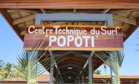 Paris 2024 : La Polynésie inaugure un Centre technique de surf en présence du COJO