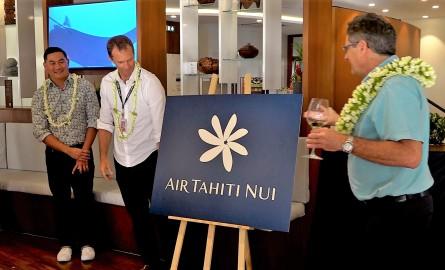 Desserte Aérienne : Air Tahiti Nui dévoile un nouveau logo sobre et subtil