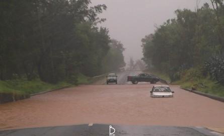 Tempête Fakir : Renforcement inattendu, La Réunion en « situation de force majeure » ce mardi matin