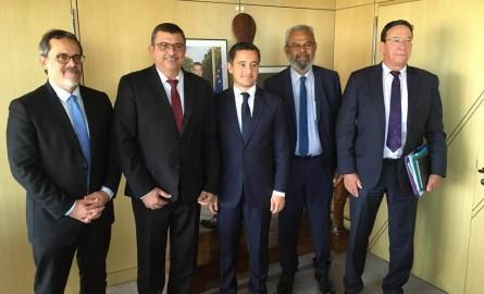 Défiscalisation nationale : Le président du gouvernement calédonien annonce « de bonnes nouvelles » après sa rencontre avec le ministre Gérald  Darmanin