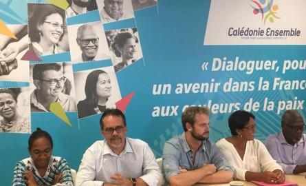Provinciales en Nouvelle-Calédonie : Calédonie Ensemble lance une « consultation citoyenne » pour élaborer son programme