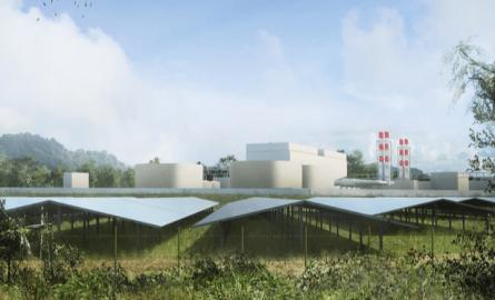 Guyane: La future centrale électrique EDF du Larivot continue de faire débat