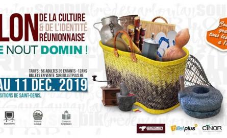 1er Salon de la Culture et de l'Identité réunionnaise : Structurer l'économie de la culture et valoriser les compétences des Réunionnais