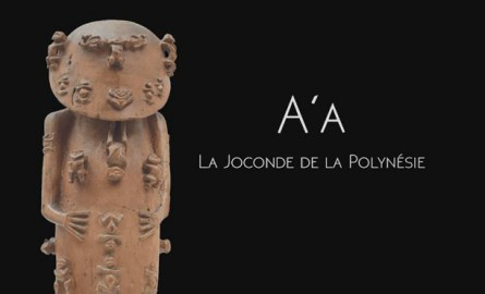 [Journées Européennes du Patrimoine] : La statue A'A joue les prolongations au Quai Branly