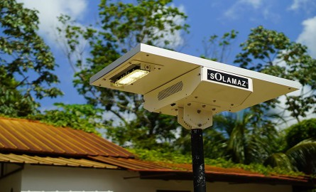 VIDÉO. Positive Outre-mer : En Guyane, l'éclairage solaire pour les villages isolés