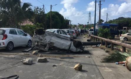 Saint-Martin: Après trois jours de tensions, la Ministre des Outre-mer appelle au calme et se dit «ouverte à la concertation»