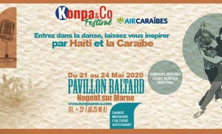 Le festival Konpa dans tous ses états pendant 4 jours au Pavillon Baltard de Nogent-sur-Marne