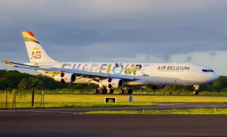 Desserte aérienne : Le retour d'Air Belgium aux Antilles