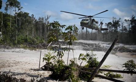 Des ONG dénoncent une «épidémie» d'orpaillage illégal en Amazonie