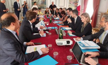 Réforme des aides économiques Outre-mer: Annick Girardin fait un premier bilan de la réforme et lance le compteur emploi