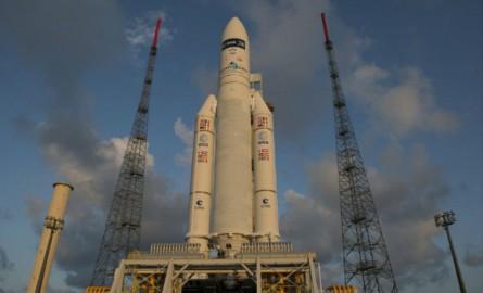 Centre Spatial Guyanais : Ariane 5 lancera deux satellites deux satellites de télécommunication pour son 250ème vol