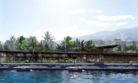 Desserte maritime: Le Port autonome de Papeete se dote d'un nouveau Terminal de croisière