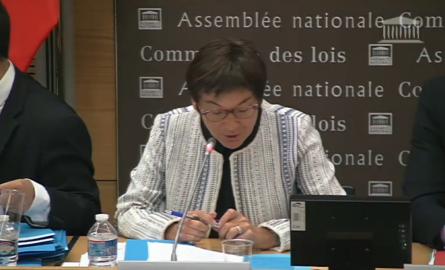 Annick Girardin annonce le maintien des contrats aidés et la sanctuarisation des APL en Outre-mer devant les députés