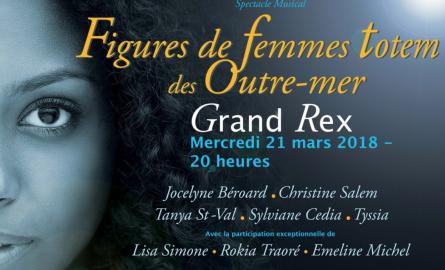 Culture: Les femmes ultramarines à l'honneur en mars 2018 avec  «Figures de Femmes Totem des Outre-mer »