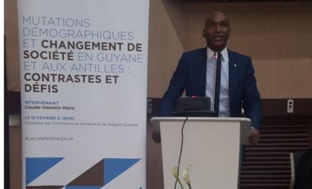 Antilles-Guyane: Vers la création d'une nouvelle société en Guyane ?