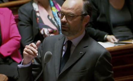 Guyane: Le Gouvernement « avance et agit » en Guyane, indique Edouard Philippe