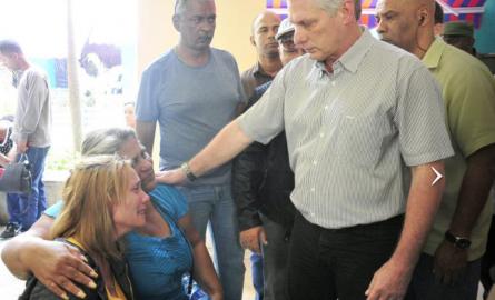 Cuba: Deuil national et enquête ouverte après le crash d'un avion