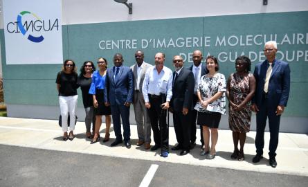 Santé en Outre-mer: La Guadeloupe inaugure le premier cyclotron avec Tepscan de la Caraïbe