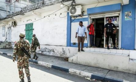 Comores: Lent retour à la normale dans l'île d'Anjouan