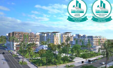 COP24 : Deux projets réunionnais récompensés au Green Solutions Awards