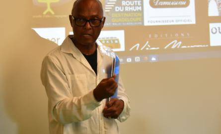 Guadeloupe : Luc Saint-Eloi part à la rencontre des publics éloignés avec ses « libertés artistiques »