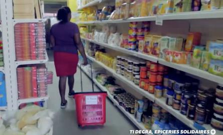 Vidéo. Positive Outre-mer – Guyane: Ti Dégra, des épiceries solidaires