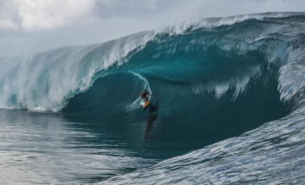 Surf: Six Tahitiens sélectionnés pour le XXL Biggest Wave Awards 2020