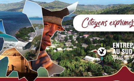 Mayotte : Le premier conseil de développement des communes du Sud installé