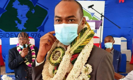 Mayotte : nouveau président à la tête du SIDEVAM 976