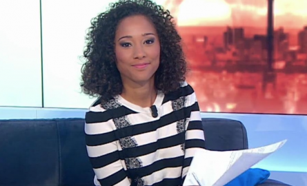 Médias : La guadeloupéenne Virginie Sainsily à la rentrée sur la chaine l'Equipe, « C'est de l'information positive, c'est du sport, j'adore ! »