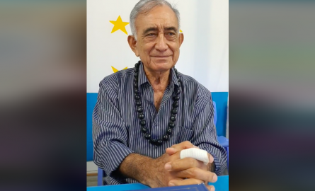 Référendum en Nouvelle-Calédonie : Oscar Temaru adresse son soutien aux indépendantistes