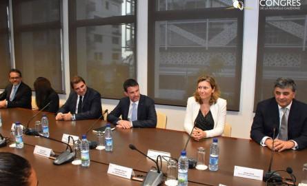 Nouvelle-Calédonie: Manuel Valls et Christian Jacob souhaitent  que l'Etat affirme sa position pour le référendum