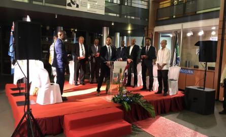 En Martinique, les ministres de l'Environnement de la Caraïbe échangent sur le développement durable