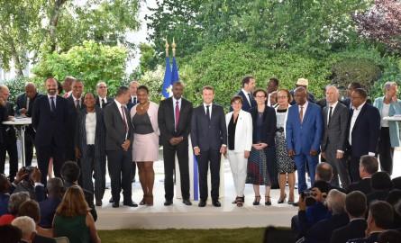 Contrat de convergence et de transformation : Remise à niveau des infrastructures de base (eau, déchets, parasismique) et développement économique pour la Guadeloupe