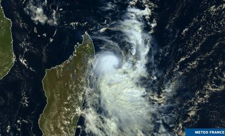 La Réunion : La tempête tropicale Fakir devrait impacter l'île ce mardi