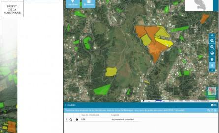 Chlordécone : une cartographie des sols contaminés réalisée en Martinique