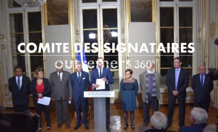 18ème Comité des Signataires: Un dialogue suspendu jusqu'aux prochaines élections provinciales