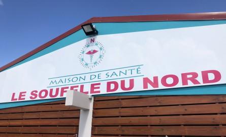 Guadeloupe : Une maison de la santé dans le nord Grand-Terre